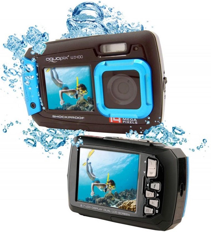 Easypix W1400 Active Blue