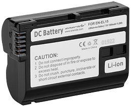 Eneride Battery E Nik EN-EL15 1600mAh