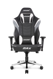 AKRacing Masters Max Gaming Chair White