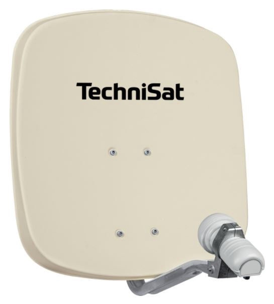 TechniSat TV Sat DigiDish 45 Single Beige