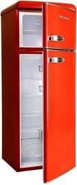 Холодильник Snaigė FR24SM-PRR50E3, морозильник сверху