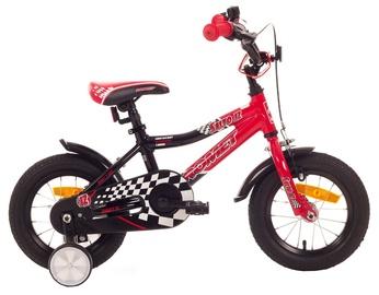 """Vaikiškas dviratis Romet Salto 12"""" Red 18"""
