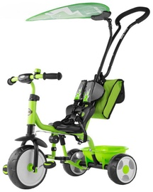 Milly Mally Boby Deluxe Tricycle Green