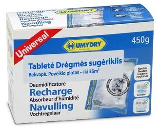 Drėgmės rinktuvo tabletė Hymydry, bekvapė, 450 g