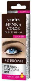 Venita Henna Eyelashes and Eyebrow Color 15g 3.0 Brown