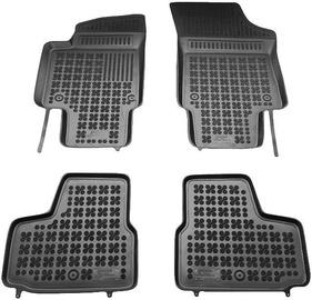 Gumijas automašīnas paklājs REZAW-PLAST Seat Mii 2012, 4 gab.