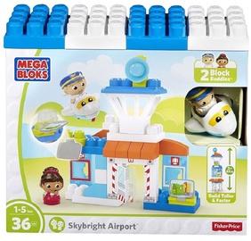 Mega Bloks Skybright Airport Set DPJ56