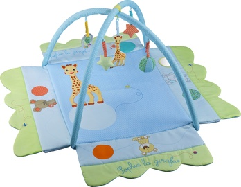 Vulli Sophie La Girafe Evolu Doux Playmat 240115