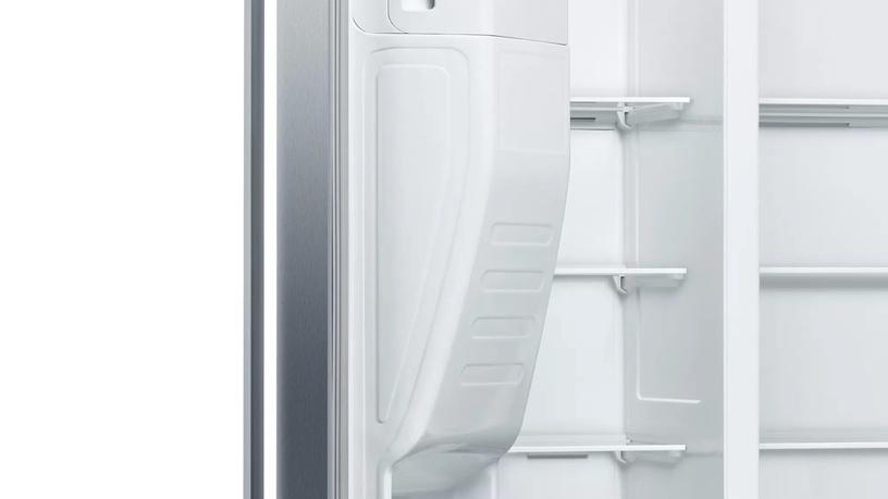 Šaldytuvas Bosch Serie 6 KAD93VIFP Inox