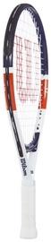 Tennisereket Wilson Roland Garros JR, sinine/valge