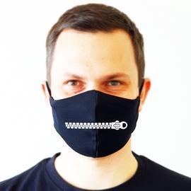 Face mask Zipper