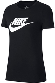 Nike Womens Sportswear Essential T-Shirt BV6169 010 Black M