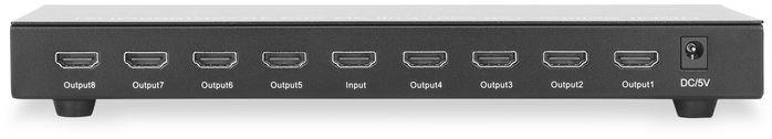 Digitus UHD HDMI Splitter 8-port