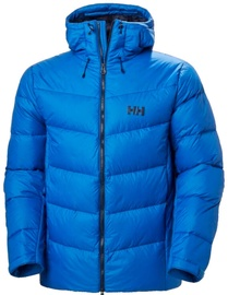 Helly Hansen Verglas Icefall Down Mens Jacket 63002-611 Blue Mounta M