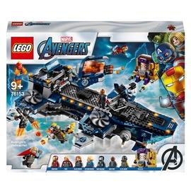 Конструктор LEGO® Super Heroes Marvel Геликарриер 76153