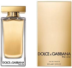 Parfüümid Dolce & Gabbana The One 100ml EDT