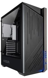 AZZA Raven 420 ATX CSAZ 420DF1 Black