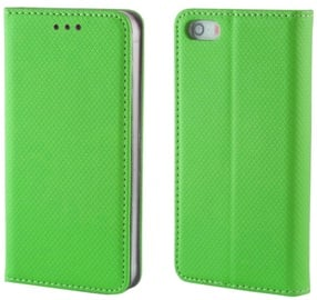 Forever Smart Magnetic Fix Book Case For Apple iPhone 5/5s/SE Green