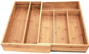 Лоток для столовых приборов Kesper Bamboo Cutlery Box 49x43cm
