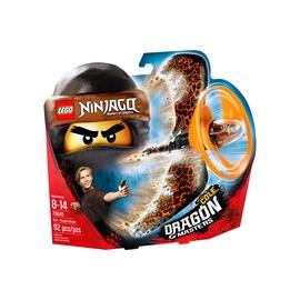 Konstruktorius LEGO Ninjago Cole Dragon Master 2018 70645