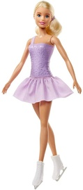 Mattel Barbie You Can Be Anything Figure Skater FWK90