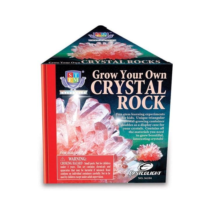 Edukacinis žaidimas Eastcolight Grow Your Own Crystal 36104, raudonas