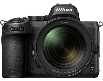 Nikon Z5 + Nikkor Z 24-70mm f/4 S Black