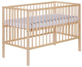 Bērnu gulta Klups Frank Radek X Pine, 120x60 cm