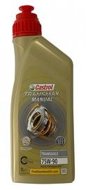 Масло для трансмиссии Castrol Transmax Manual 75W - 90, для трансмиссии, для легкового автомобиля, 1 л