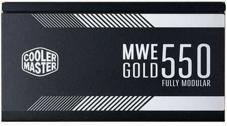 Cooler Master MWE Gold 550W