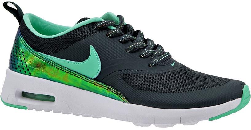 Nike Sneakers Air Max Thea Print GS 820244-002 Black 38.5
