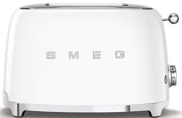 Smeg Toaster TSF01WHEU White