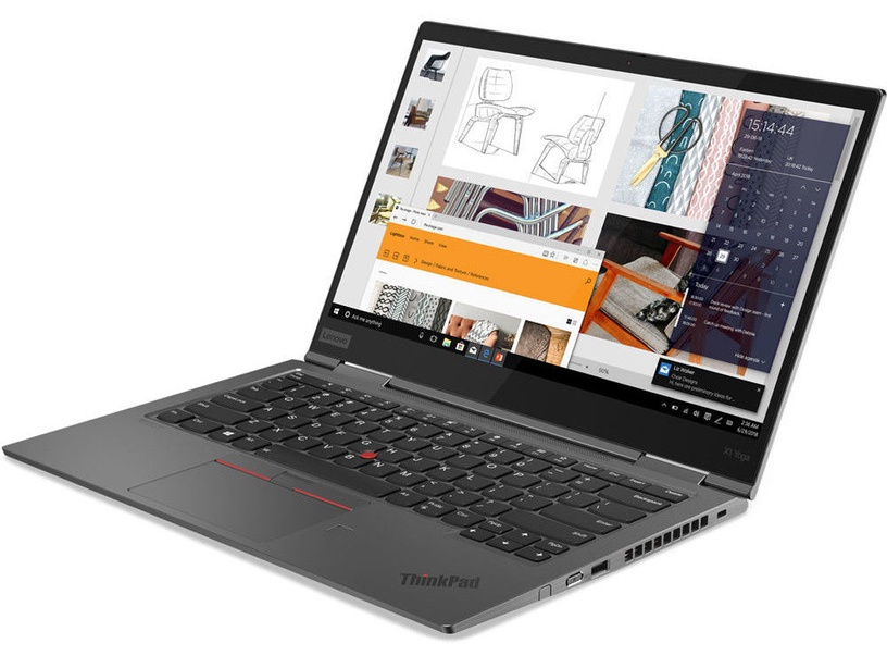 Lenovo ThinkPad X1 Yoga 4 Iron Gray 20QF00ABPB PL