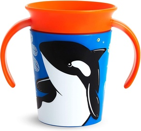Munchkin Miracle 360 Cup Whale