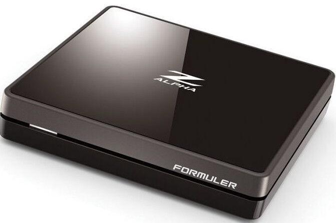 Мультимедийный проигрыватель Formuler Z Alpha, 3.0
