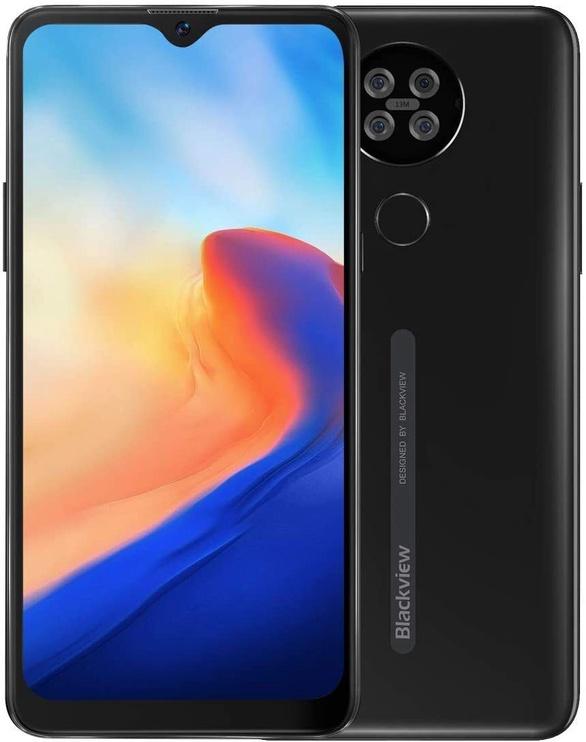 Мобильный телефон Blackview A80, черный, 2GB/16GB