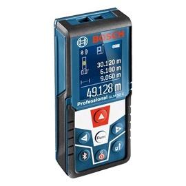 LĀZERA TĀLMĒRS GLM 50C Bluetooth 50m (BOSCH BLUE)
