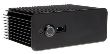 Impactics Intel NUC Case D2NU1-USB-B Black