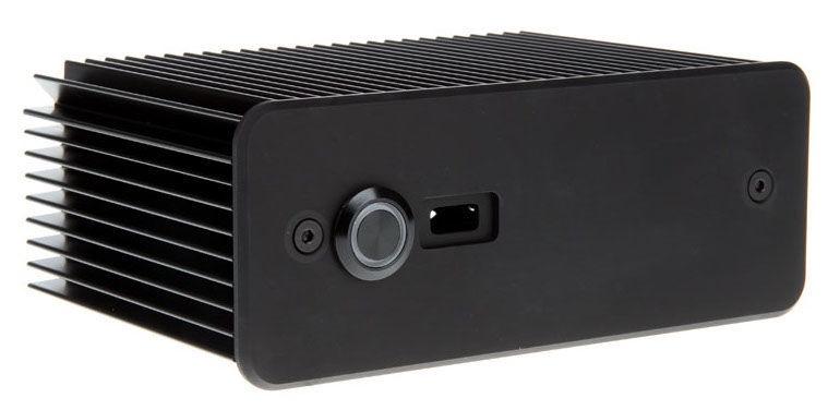 Impactics Intel NUC Case D2NU1-USB-B Black