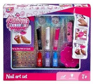 Rotaļlietu skaistumkopšanas komplekts Addo Nail Art Set 315-15106
