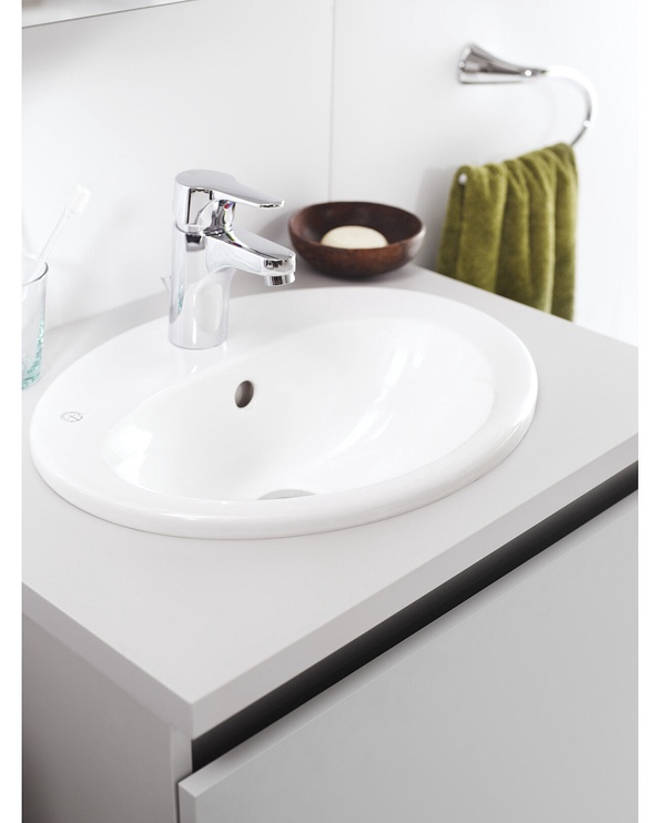 Gustavsberg Bathroom Sink Nautic White 55x44x16cm