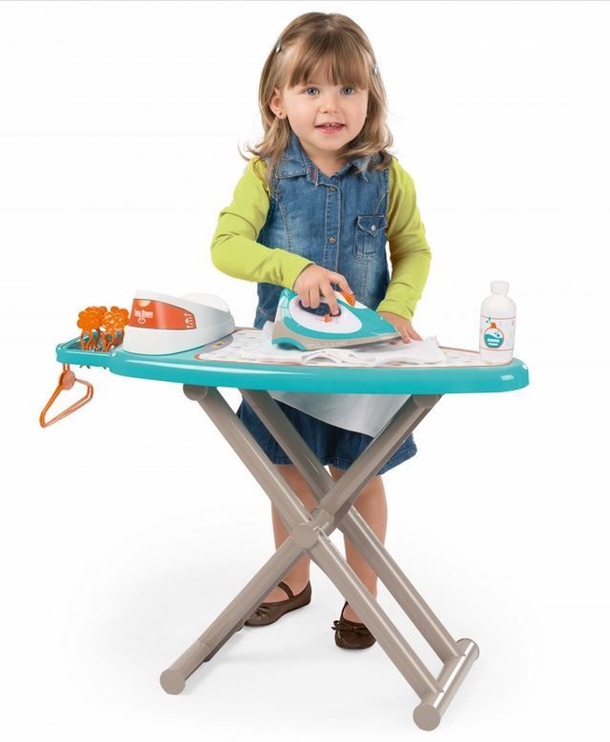 Smoby Ironing Board And Stream Iron