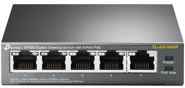Võrgujaotur TP-Link TL-SG1005P