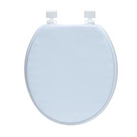 Tualetes poda vāks OKKO S-01 29x27,5cm, balts