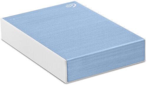 Жесткий диск (внешний) Seagate One Touch HDD 5TB Light Blue