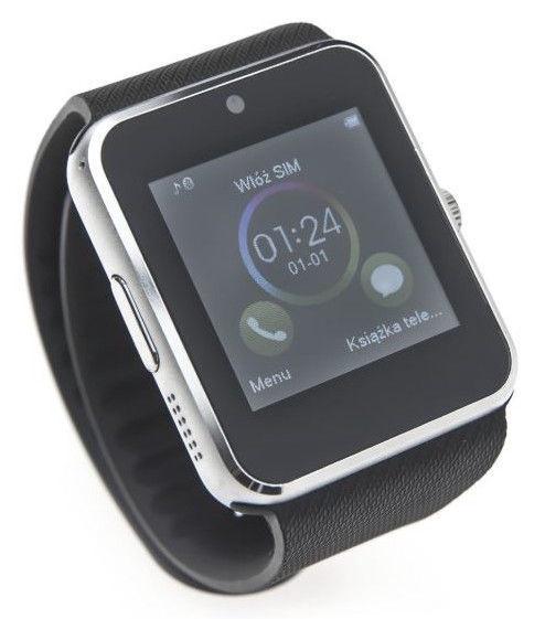 Išmanusis laikrodis Manta MA429, juoda
