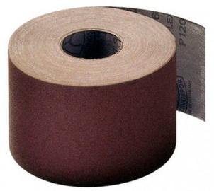 Šlifavimo popieriaus ritinys Klingspor, P80, 120 mm x 50 m