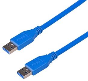 Akyga Cable USB / USB Bue 1.8m