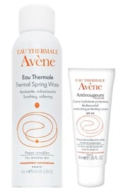 Avene Anti Frizz Day Emulsion Moisturizing Protective SPF20 40ml + 50ml Thermal Water