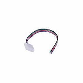 Ühendus LED ribale EW juhe, RGB